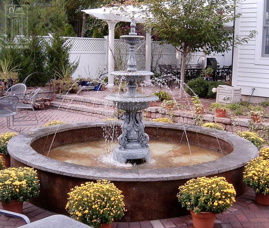 Дизайн фонтанов своими руками 769
